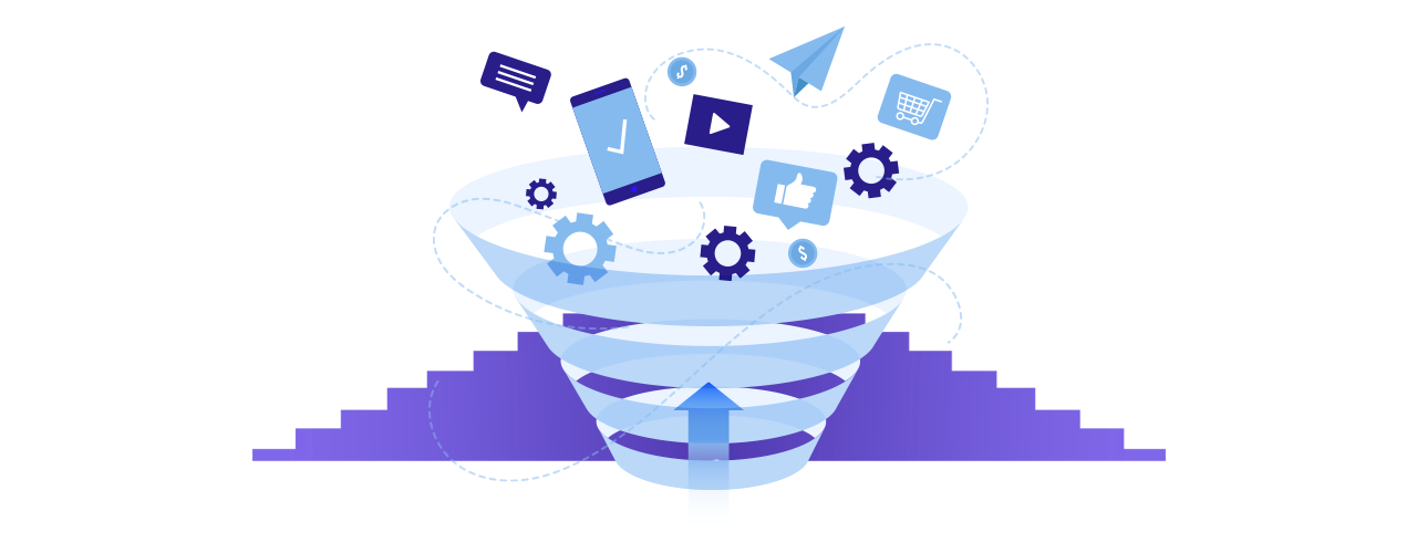 moving email marketing up the funnel